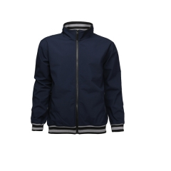 Côtes de mens Poly Windbreaker Jacket faite par Fzjerry