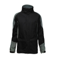 Stand Softshell Jacket col contraste couleur masculine