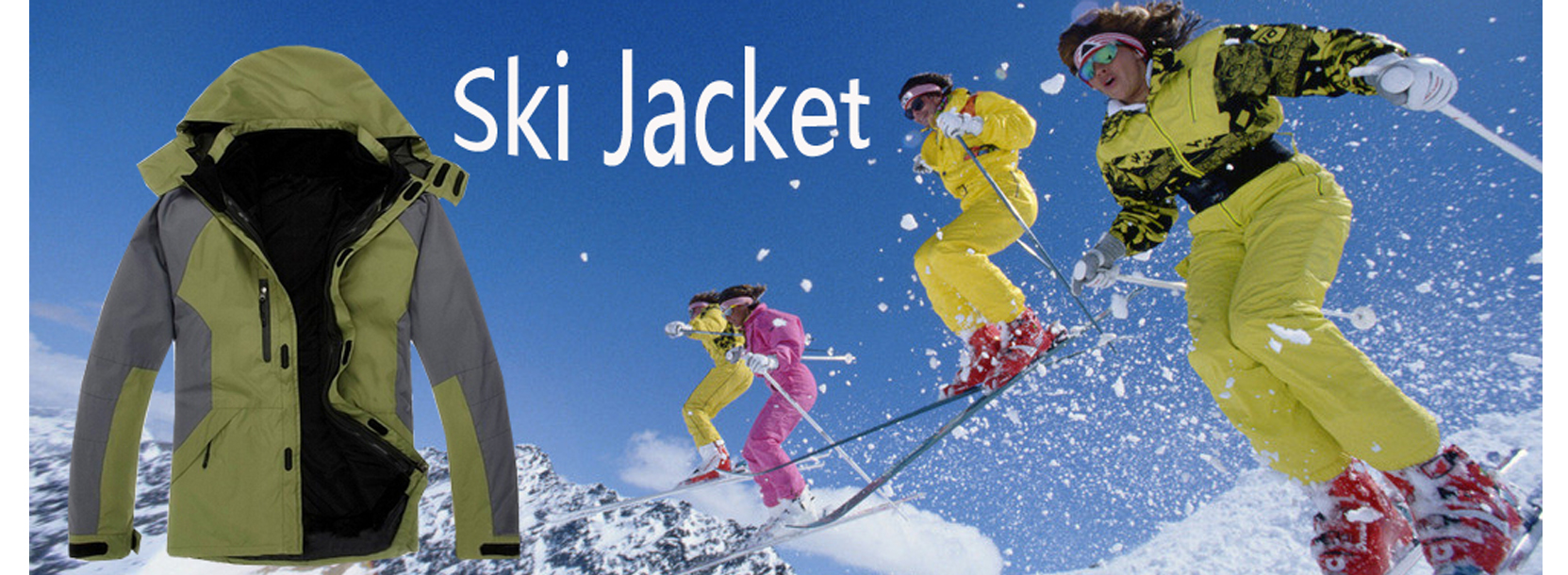 Waterproof Ski Jacket